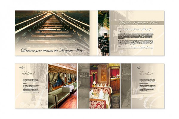 Majestic Imperator Train de Luxe
