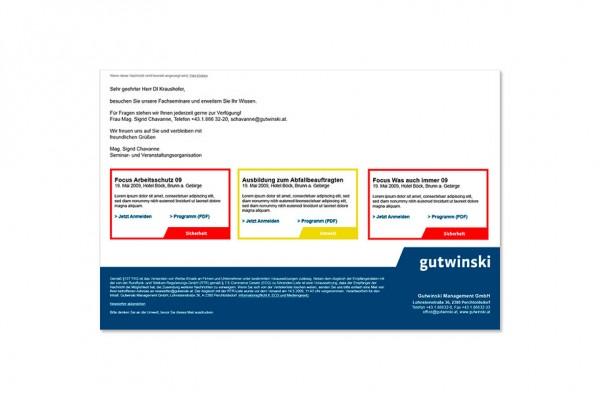 Referenz: Gutwinski