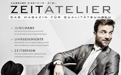 ZEITATELIER Magazin Herbst 2014