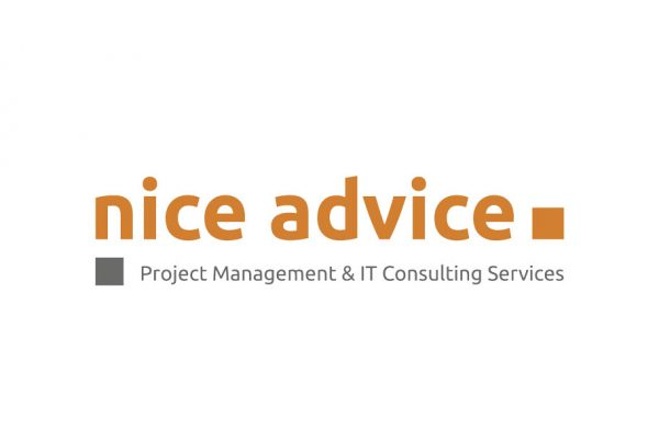nice advice Logo